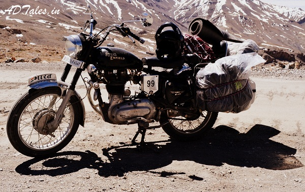 How to prepare bike for LEH Ride  ?