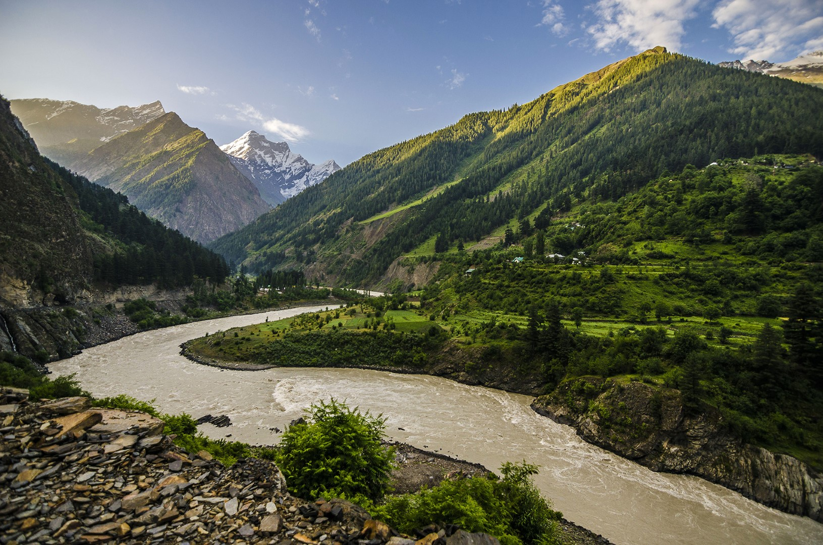 Gorgeous Pangi Valley