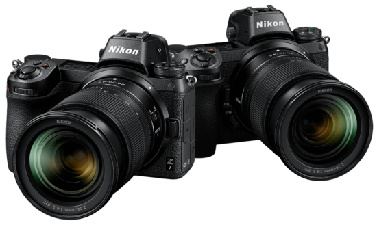 Nikon Z6II and Z7II to get 1.10 firmware updateon 25th Feb- Nikon USA press release